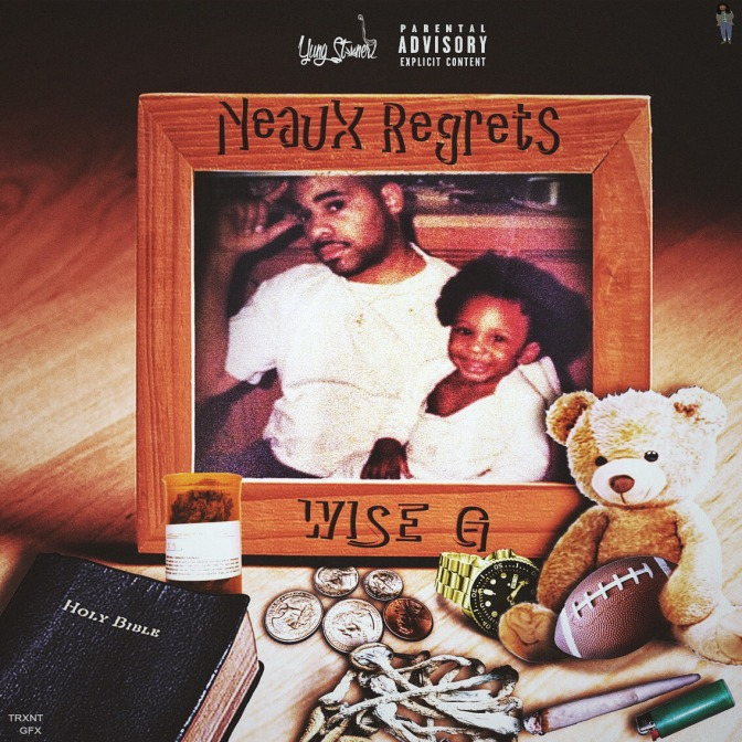 Gineaux – Neaux Regrets EP