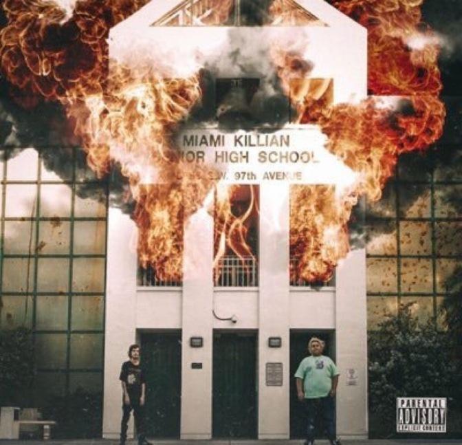 Pouya & Fat Nick – Drop Out Of School