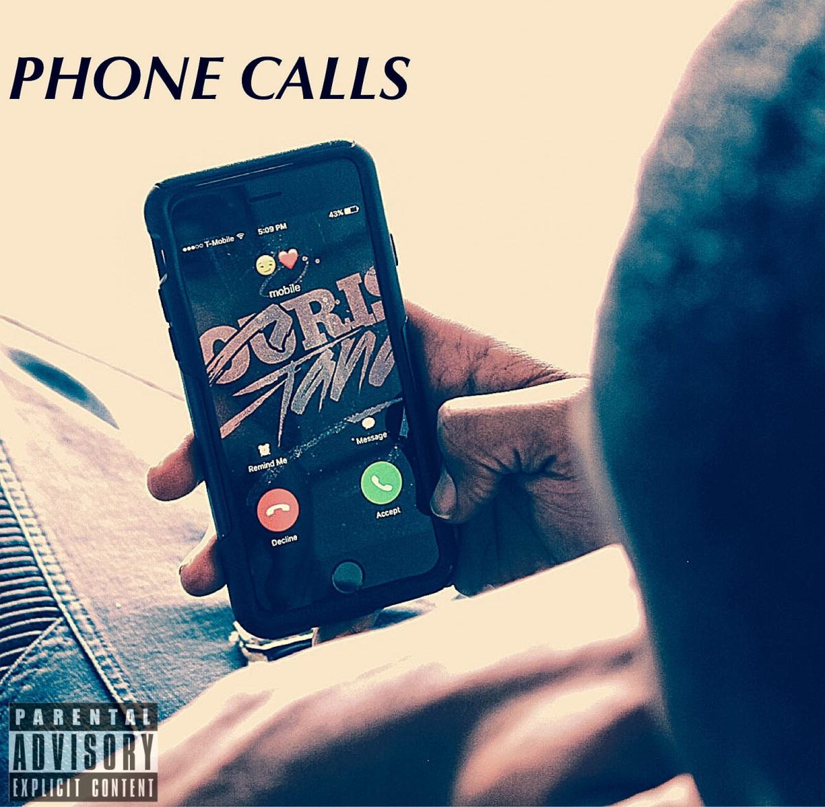 "Deshaun Jay- ""Phone Calls"" EP."