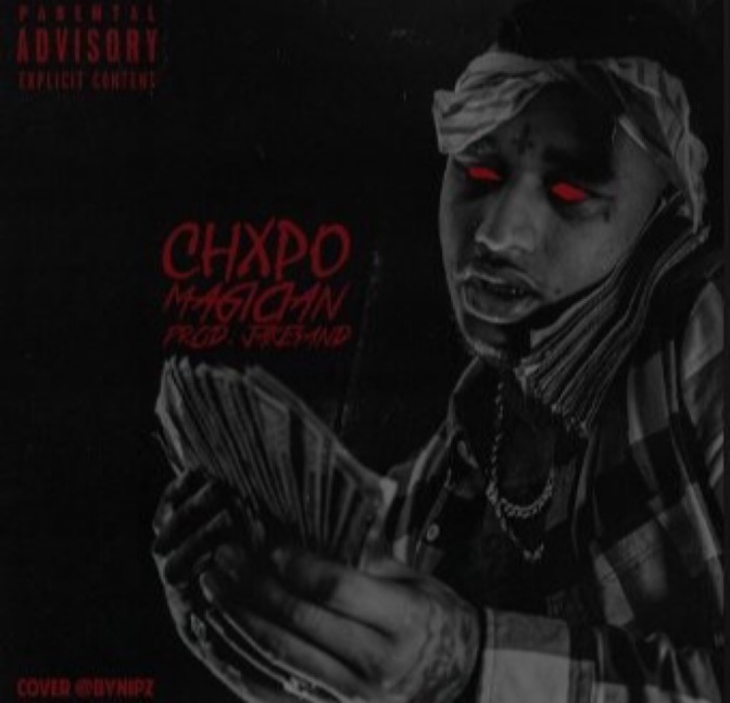 CHXPO – Magician (Prod By. JAKE$AND)