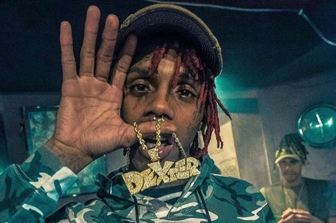 New visuals and song from Famous Dex