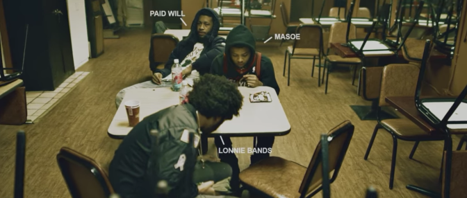 "Detroit's hottest rap group ""BandGang"" slaps us with a new visual"