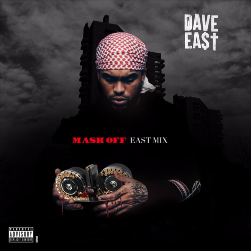 "Dave East shows off his skills on a ""Mask Off"" freestyle"