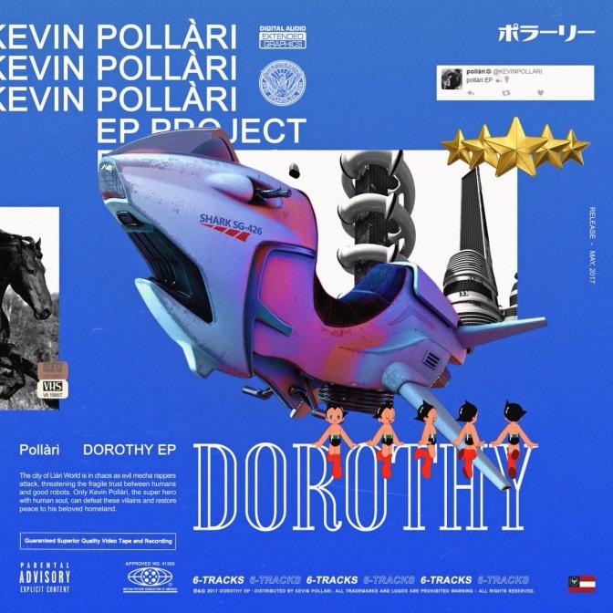 Pollari – Dorthy (EP)