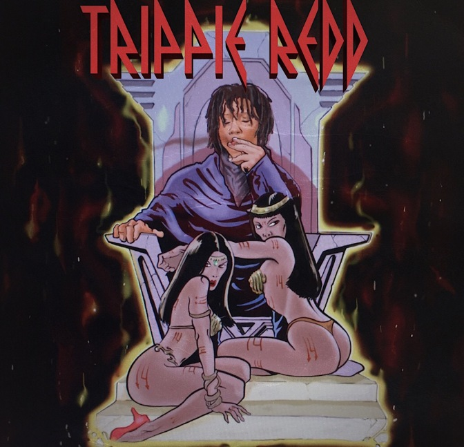 Trippie Redd delivers – A Love Letter To You