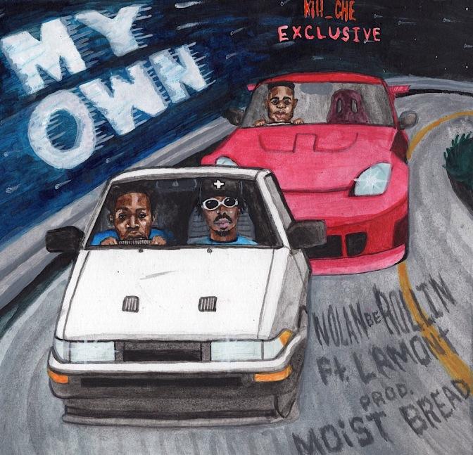 Nolanberollin & Lamont – My Own
