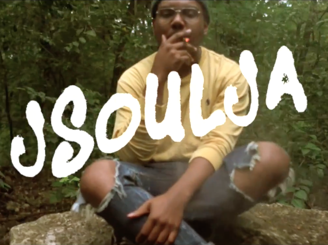"@OfficialJSoulja & @NewHighFilmZ_ collab for a new nature vibe ""GAWD"""