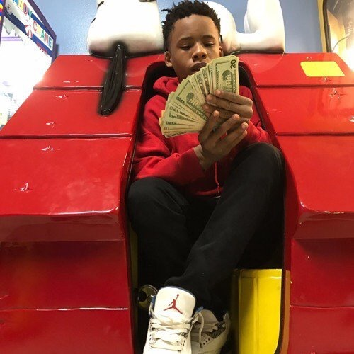 Tay-K- The Race (Prod. DJ Phattt)
