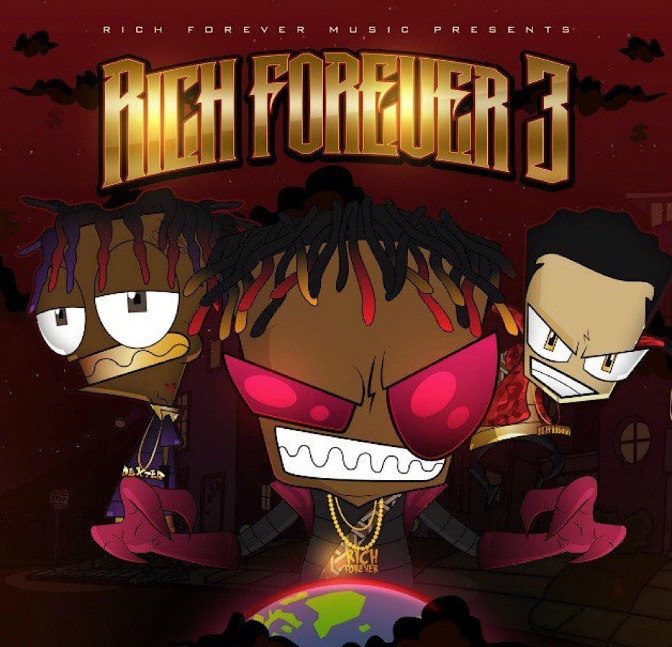 Rich The Kid, Famous Dex & Jay Critch – Rich Forever 3
