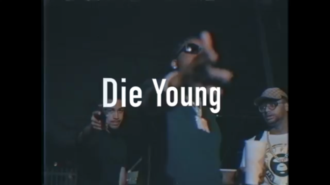CHXPO f. Ballout – Die Young