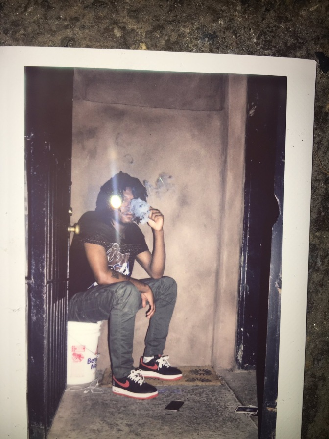 """LUCKI blessed us with 2 songs """"4get"""" & """"Fear or Lust"""""""