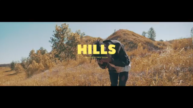 "Proz Taylor Blessed The Streets With A Short Film ""Hills"""