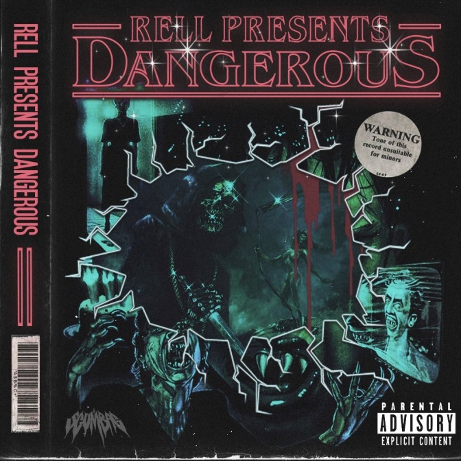 """Rell Drops His Highly Anticipated Single """"Dangerous"""""""
