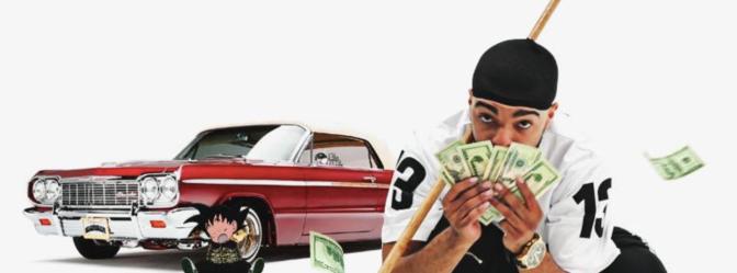 """Al The Rippa releases visual for his single """"Ramen"""""""