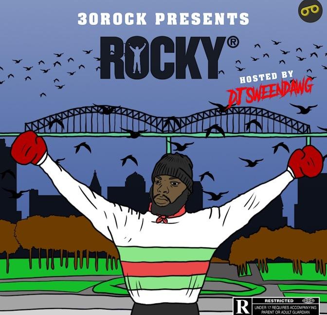 "30Rock Finally Drops His ""Rocky"" Mixtape"