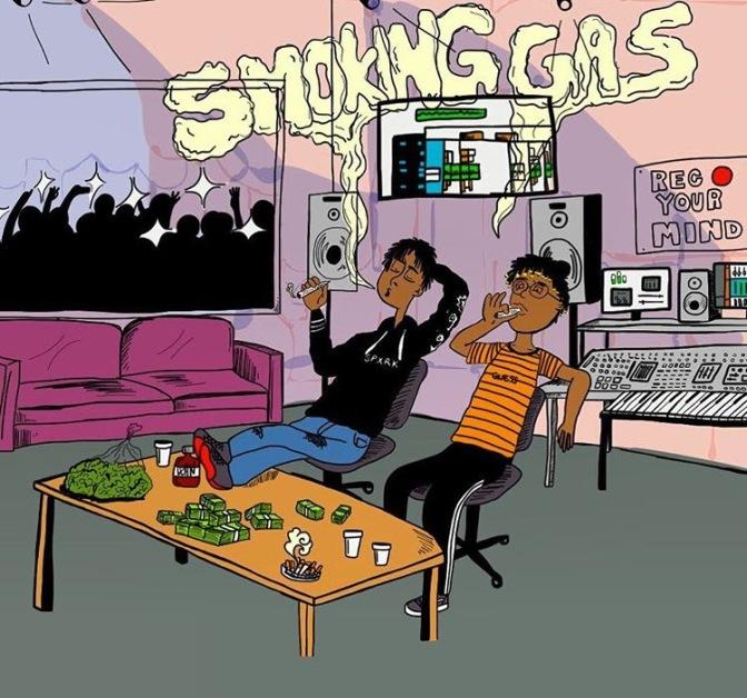 Pierre featuring Thyknowo – Smoking Gas