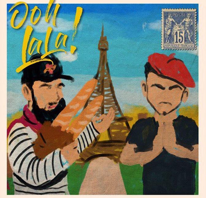 Phay Featuring Milu.Wav – Ooh Lala
