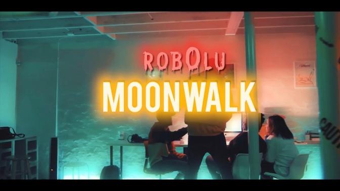 RobOlu – Moon Walk (Visuals)
