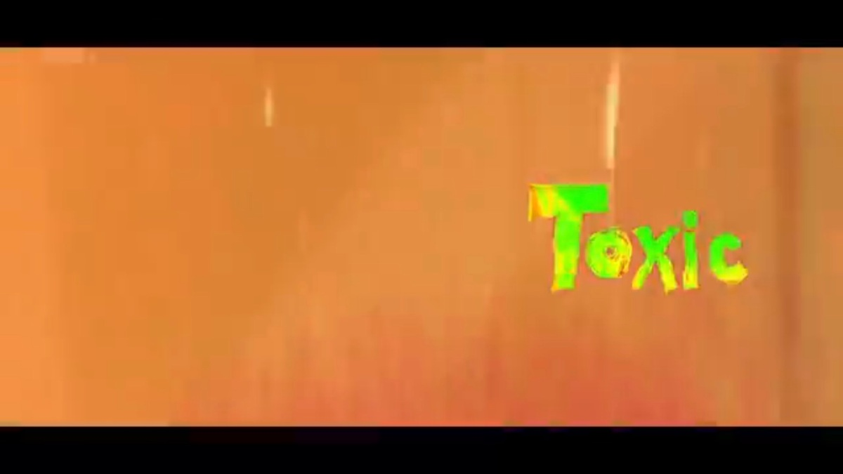 Freako - Toxic (Visual)