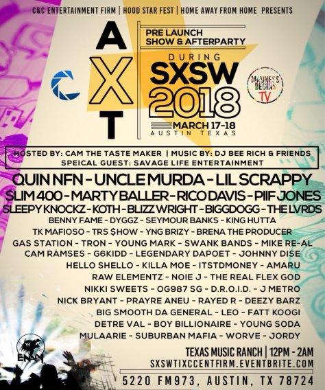 SXSW Austin Event