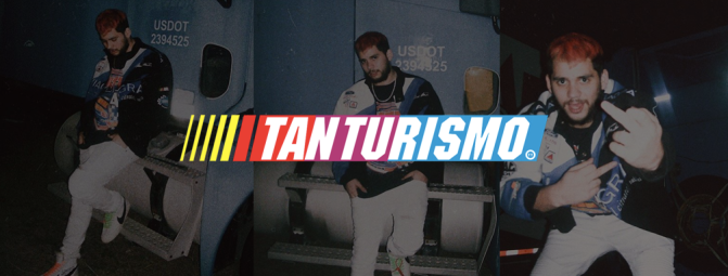 Tan the Terrible returns as Tan Turismo with a brand new visual