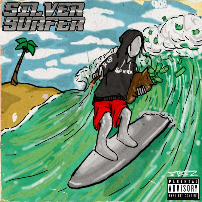 THYKNOWO – Silver Surfer (Prod. By Banned)