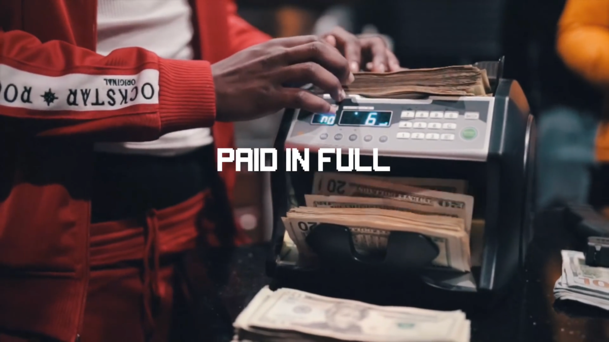JVN - Paid In Full (Official Video)