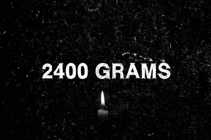 2400 Grams- Grizz X The Teeta