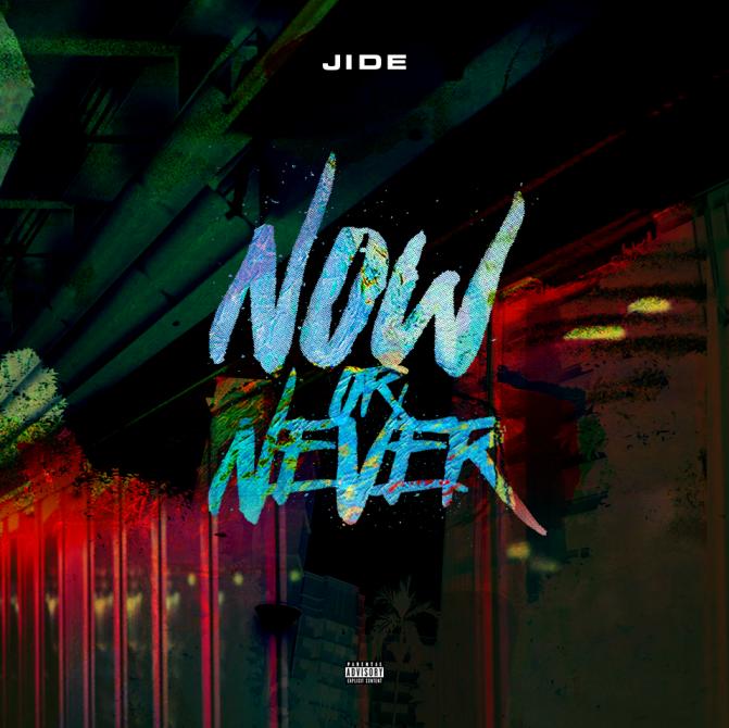 Jidé – Now Or Never EP