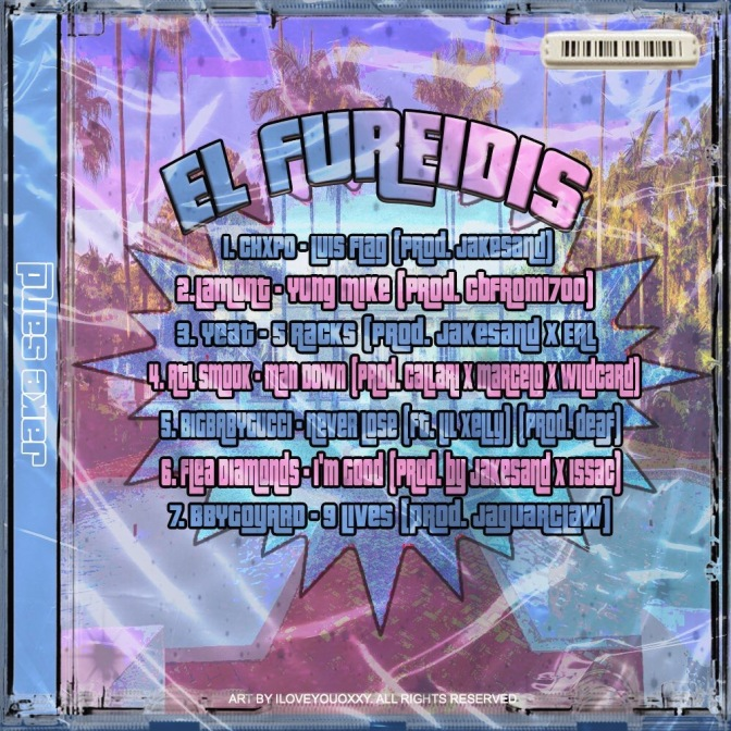"Jake Sand Presents Us With ""El Fureidis"""