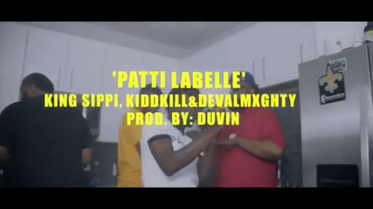 King Sippi & Kidd Kill & Dev Almxghty - Patti Labelle (Produced By Duvin) Official Video