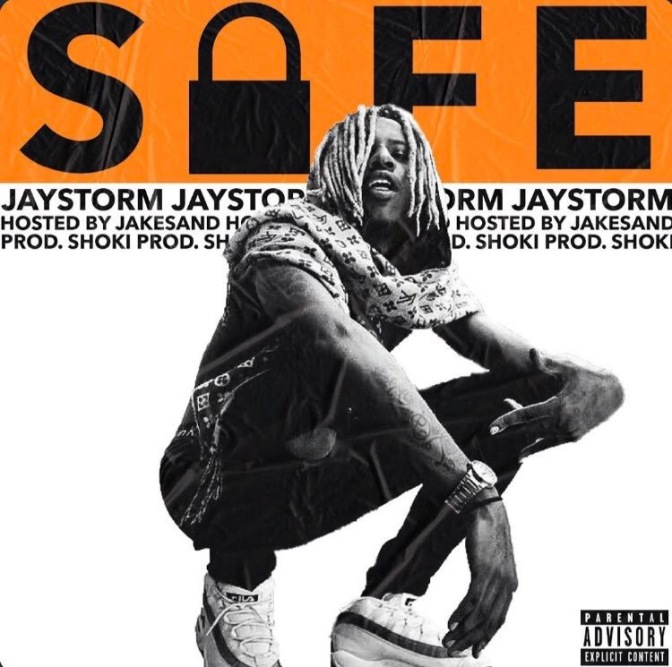 """Jake Sand Exclusively Delivers A Jay Storm Track Titled """"Safe"""" Produced By SHOKI"""