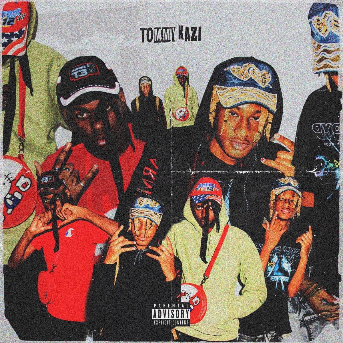 Tommy Ice & Kevin Kazi - TommyKazi (EP)