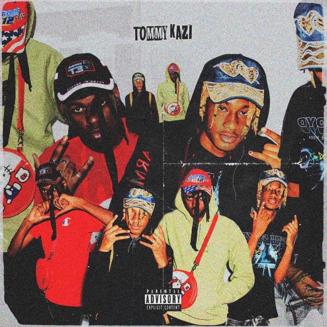 Tommy Ice & Kevin Kazi – TommyKazi (EP)