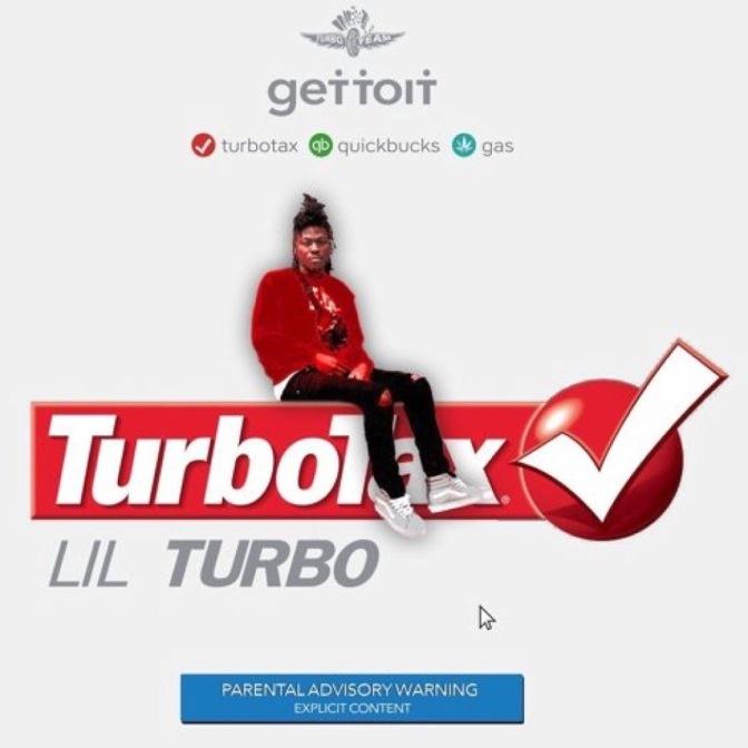 Lil Turbo – TurboTax EP