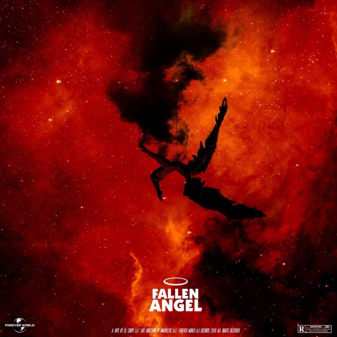 Lil Coupe Blesses Us With His New Album Fallen Angel
