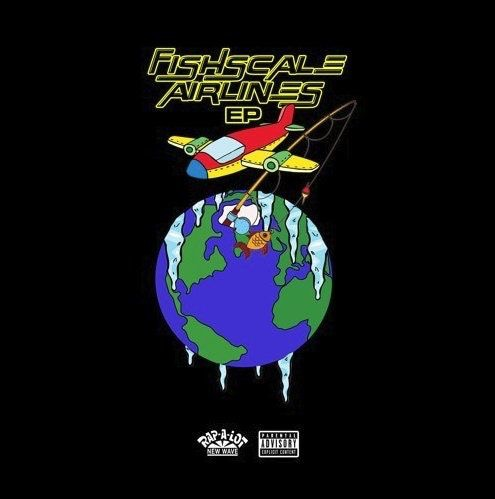 "Lil Jay So Icy Blesses Us With ""Fishscale Airlines"" EP"