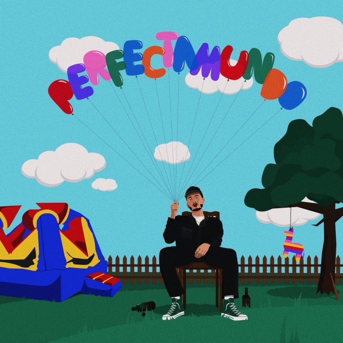 "Drilla Dropped An Impressive New Project Titled ""Perfectamundo"""