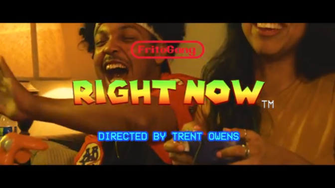 "Frito Gang Members DUBBISDOPE and LEVICANTSING Drop Some Fascinating New Visuals Titled ""Right Now"""