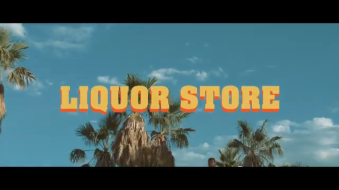 "Slim Slater Is Back With Another Visual Titled ""Liquor Store Freestyle"""